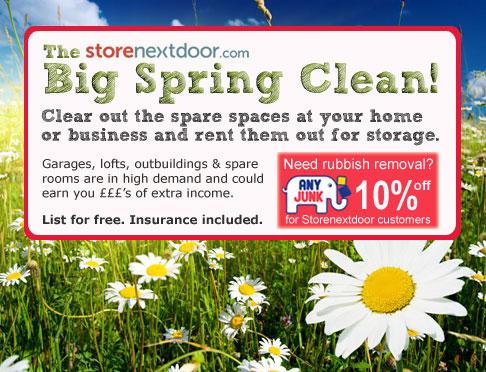 Storenextdoor Big Spring Campaign