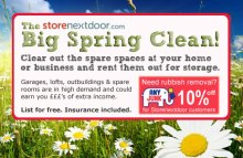 Storenextdoor - Big Spring Clean